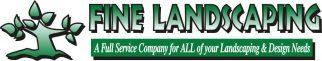 Fine Landscaping redraw art